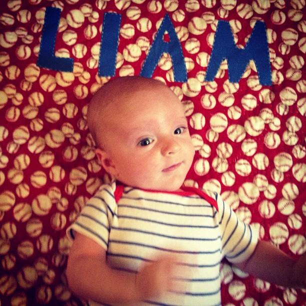 #liam says good morning!